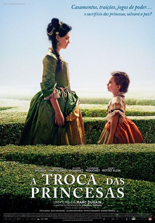 A Troca de Princesas
