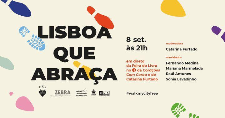 Lisboa que Abraça