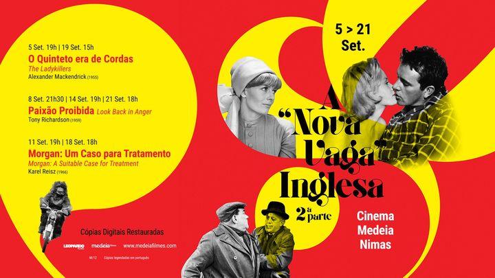 A 'Nova Vaga' Inglesa - 2ª Parte | Cinema Nimas