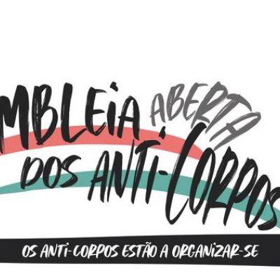 Assembleia Aberta Anti-Corpos no Pavilhão Carlos Lopes 13/set 18:00
