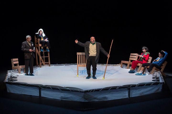 'O Último Julgamento' - Teatro de Montemuro