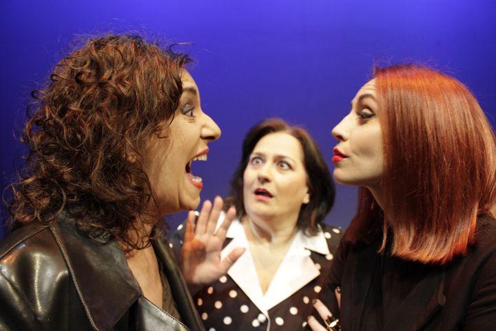 'Apeadas' - Teatro Esfera