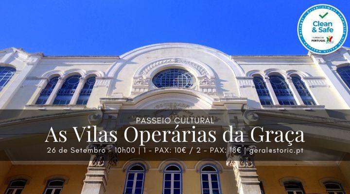 As Vilas Operárias da Graça