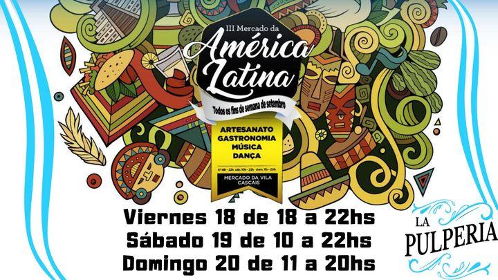 La Pulperia en el Mercado de América Latina