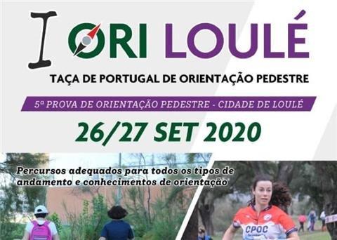 I Ori Loulé / 5ª Prova de Orientação Pedestre Cidade de Loulé