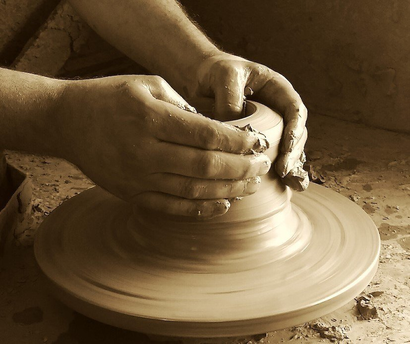 A arte da olaria da Bajouca