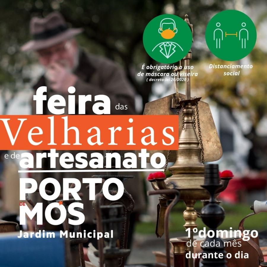 Feira das Velharias e de Artesanato de Porto de Mós