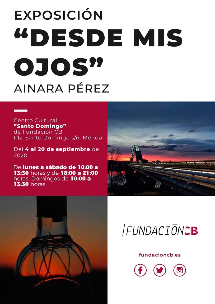 Exposición 'Desde mis ojos' de Ainara Pérez