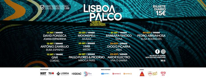 GNR | CORDEL - Lisboa ao Palco