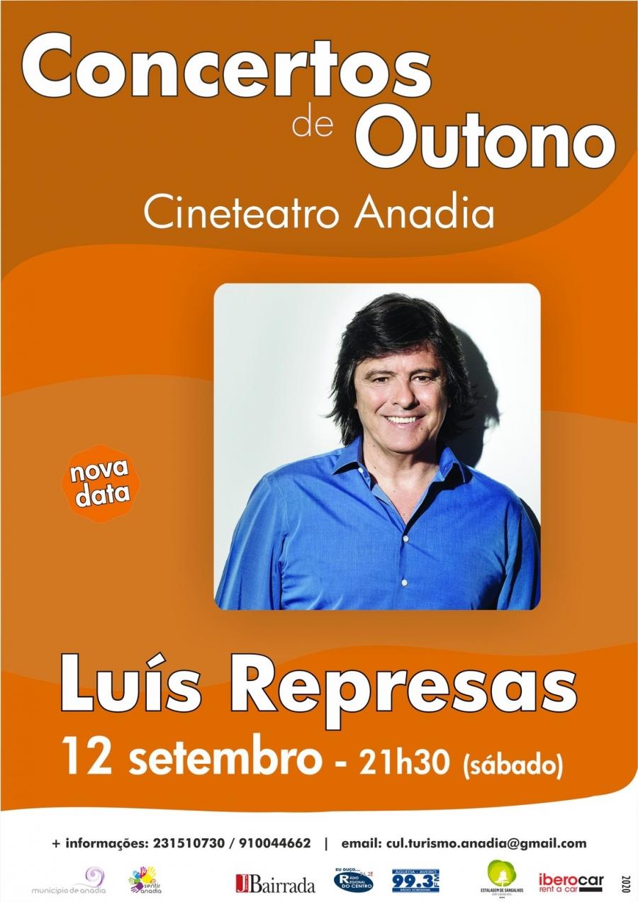 Luís Represas - Concertos de Outono