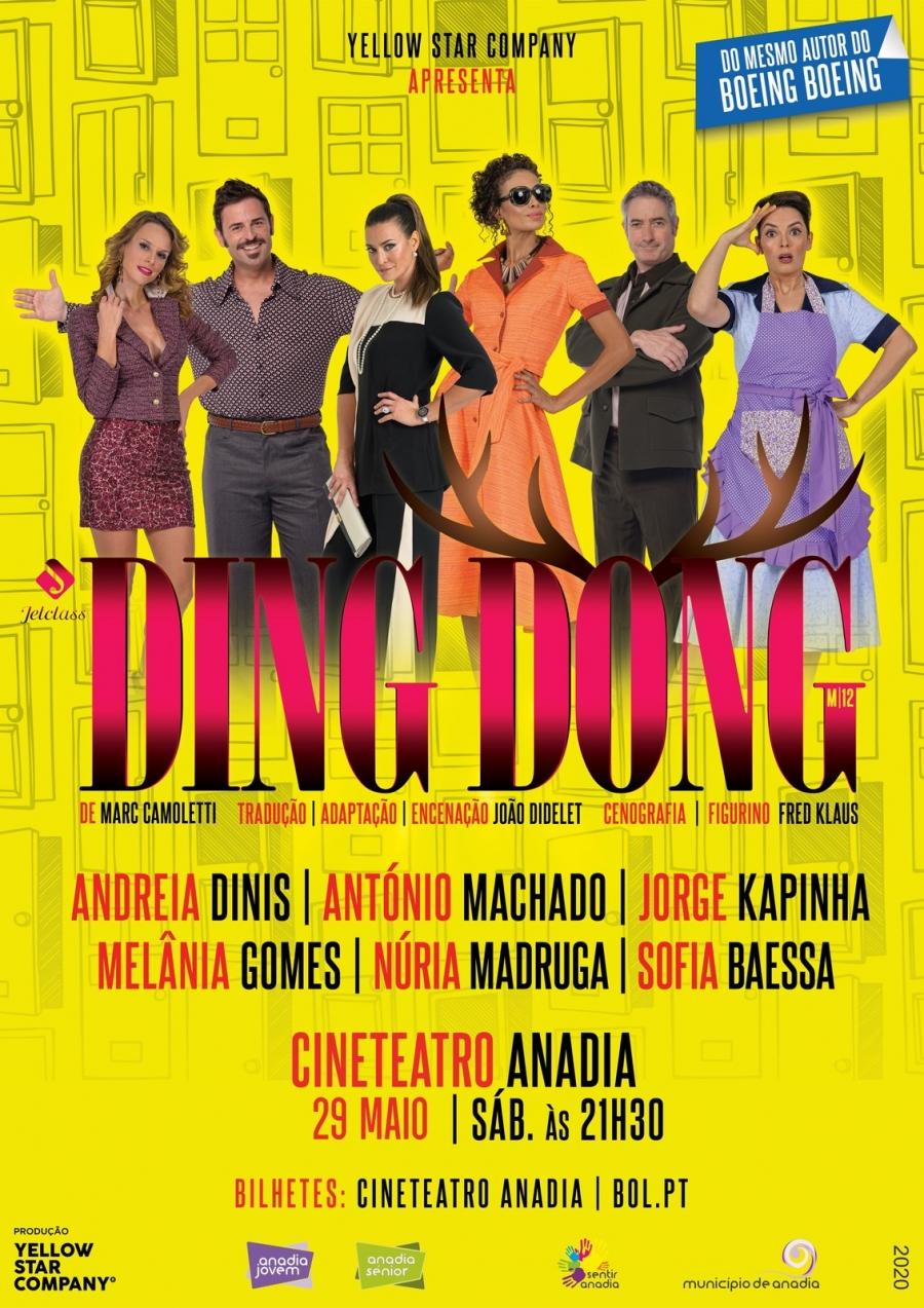 Ding Dong - NOVA DATA - 29 MAIO 2021