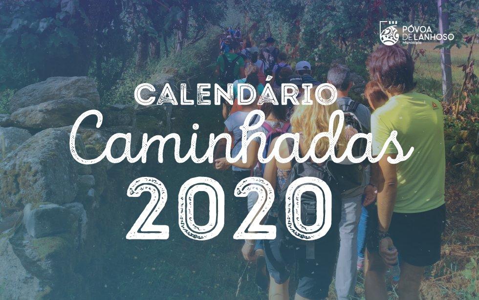 Caminhadas pela Póvoa em 2020