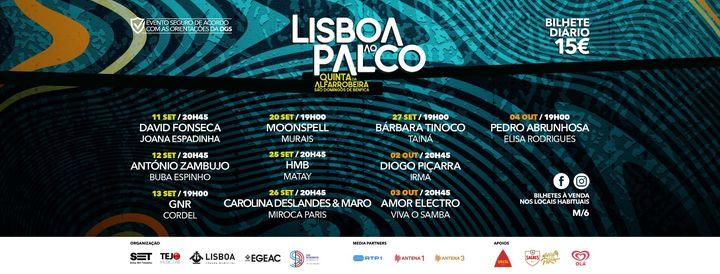 Carolina Deslandes & MARO | Miroca Paris - Lisboa ao Palco