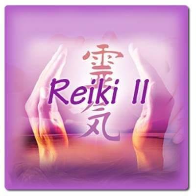 Formação Reiki Tradicional Nível II