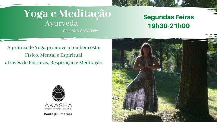 Yoga e Meditação Ayurveda