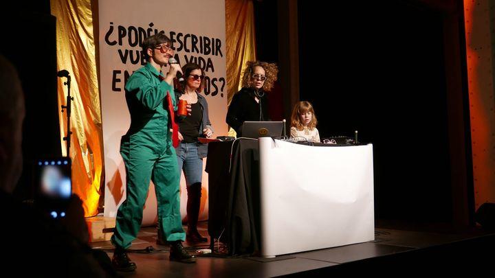 Fiestas Invisibles // Paloma Calle e Massimiliano Casu