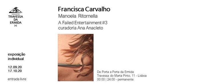 Manoela Ritornella | Francisca Carvalho