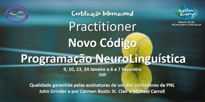 Practitioner em Novo Código da PNL
