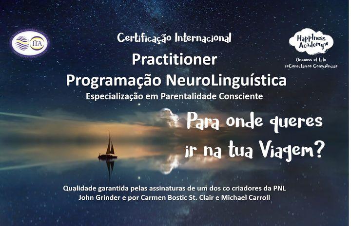 Certificação Internacional Practitioner PNL