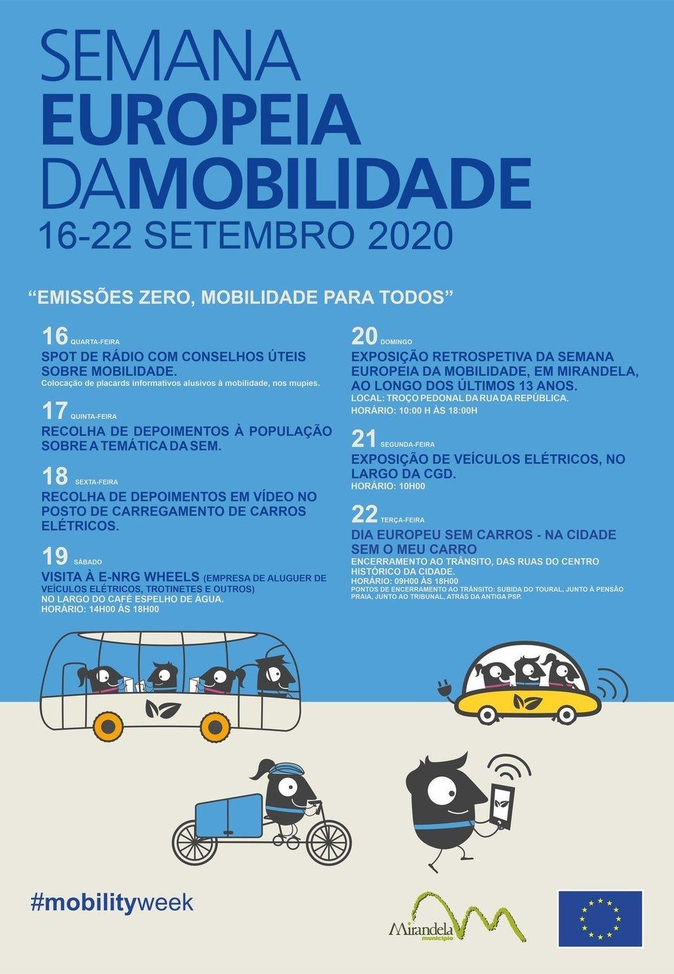 Semana Europeia da Mobilidade 2020