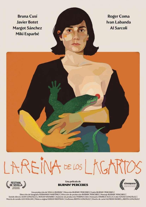 Cine Filmoteca: «La reina de los lagartos»