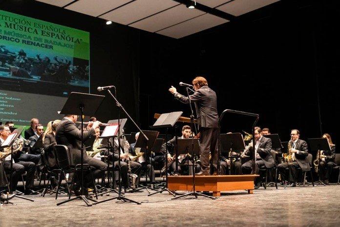Conciertos de la Banda Municipal de Música de Badajoz: 1a Gala Musical Premios Euterpe