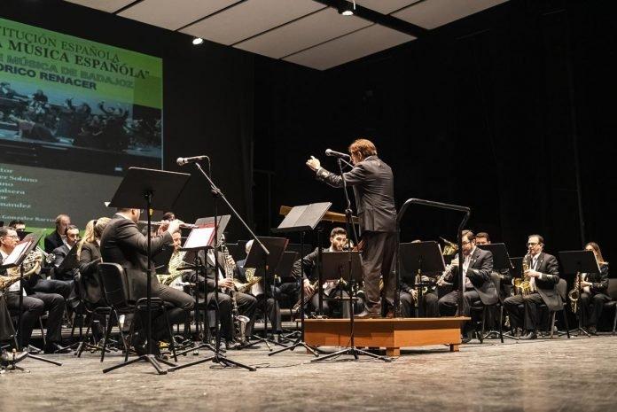 Conciertos de la Banda Municipal de Música de Badajoz: 'Concierto de Navidad'
