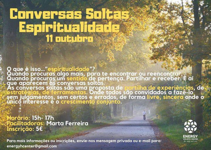 Conversas Soltas: Espiritualidade