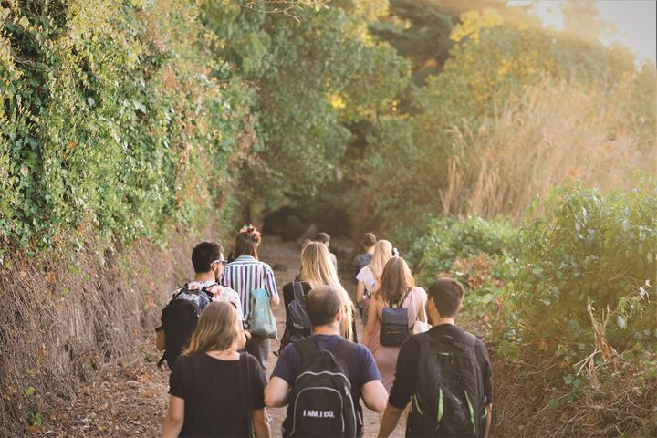 Pôr do Sol em Monsanto com Caminhada Mindfulness e Meditação