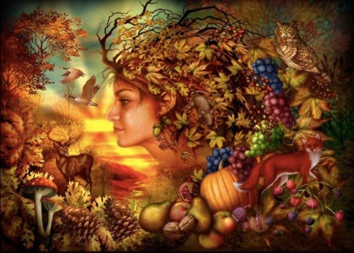 Meditação e Ritual de Mabon - Equinócio de Outono