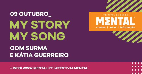 Festival Mental 2020: My Story, My Song