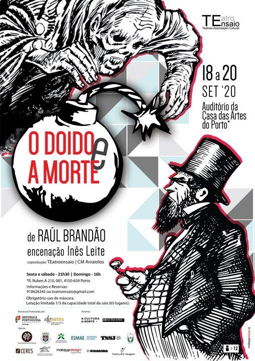 Teatro: «O Doido e a Morte»