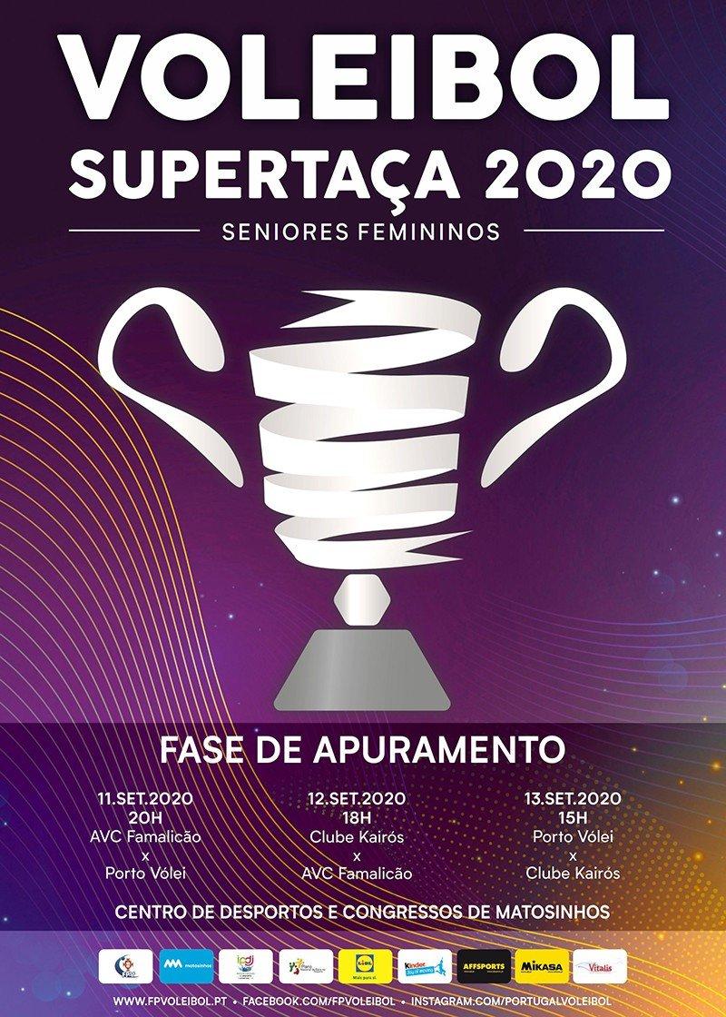 Voleibol Supertaça 2020
