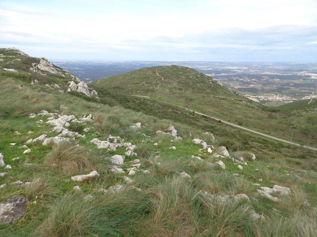 Caminhada na Serra de Montejunto