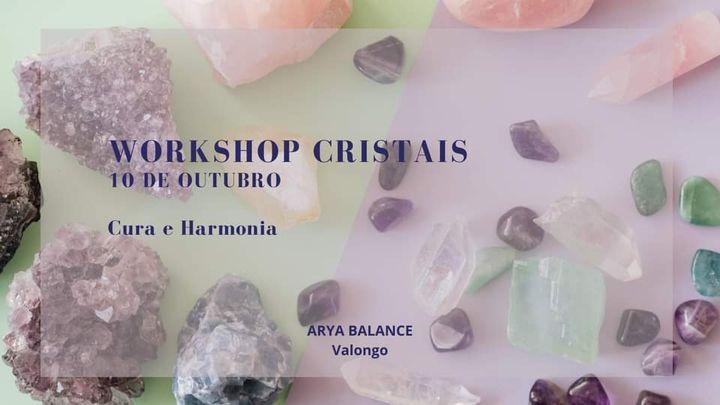 Workshop de Cristais