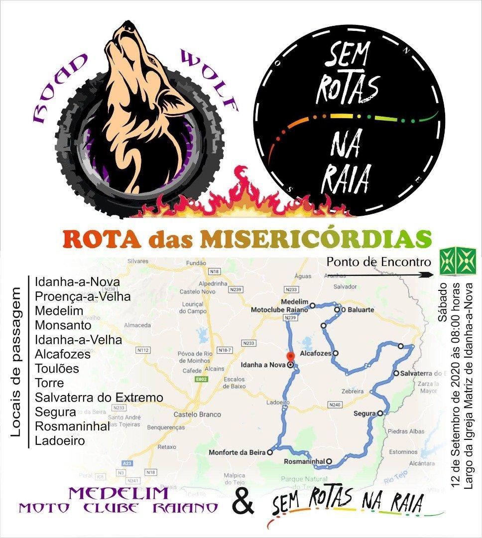 Rota das Misericórdias de Idanha-a-Nova