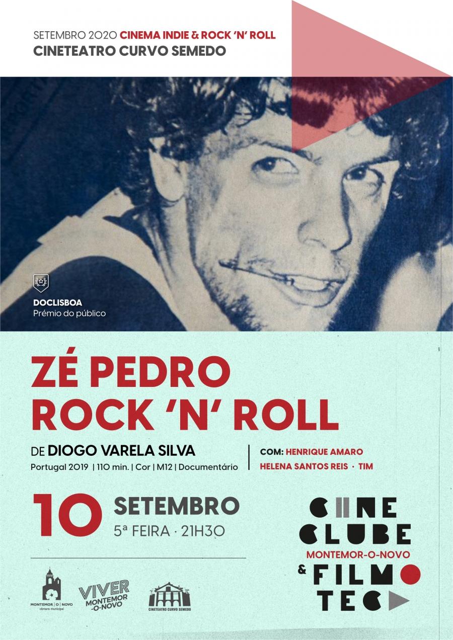 Cineclube - Zé Pedro Rock'n'Roll