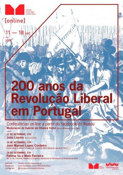 200 anos da Revolução Liberal