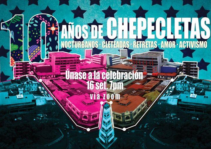 10 años ChepeCletas