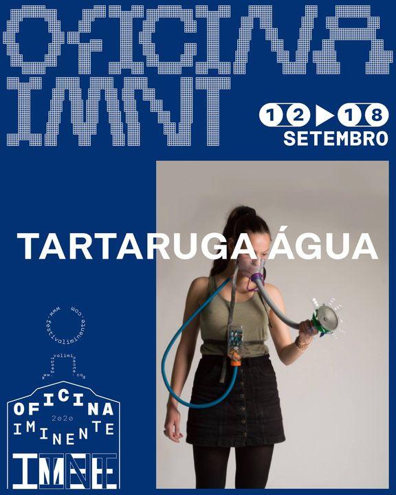 Workshop de Construção de Leitor de Poluição Sónico com Tartaruga Água