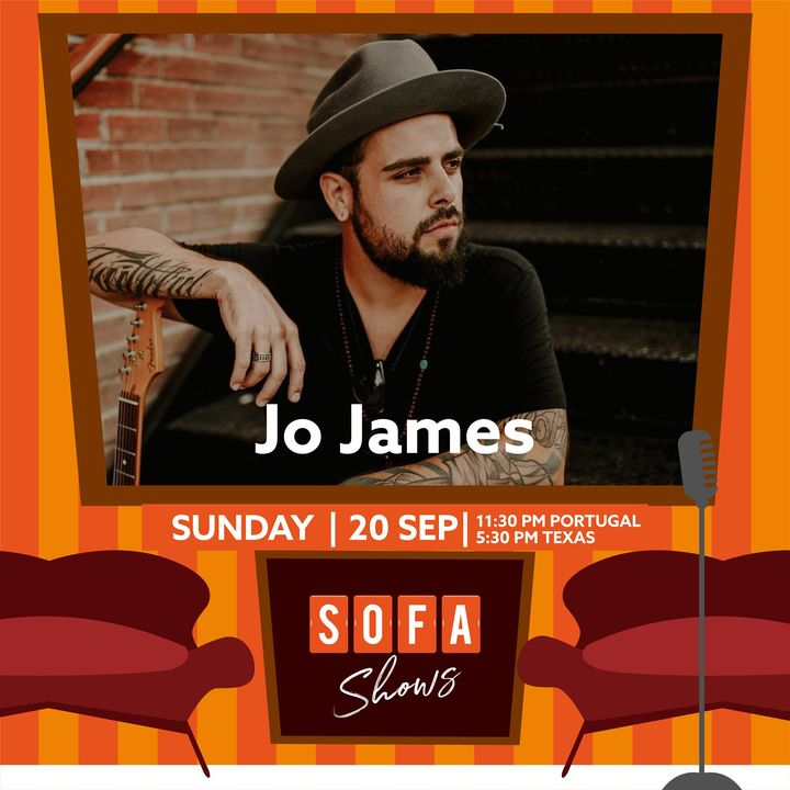 Sofa Shows | Jo James