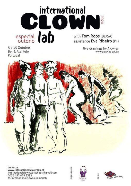 International Clown Lab - Fall Edition (Portugal)