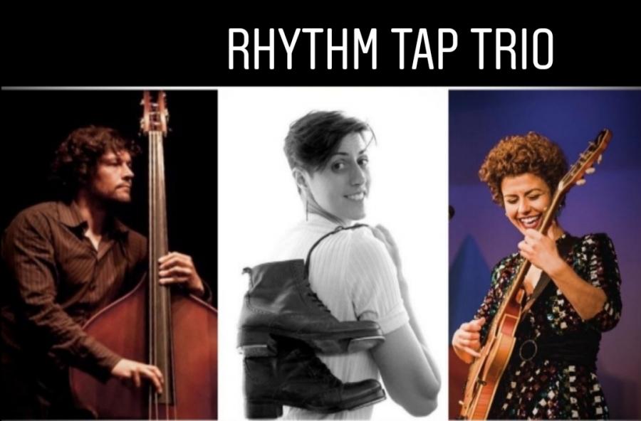 JazzOut'20 | Rhythm Tap Trio