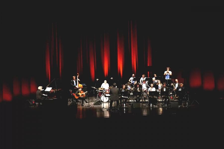 Festival Internacional Caldas nice Jazz'20 | Orquestra Jazz de Matosinhos