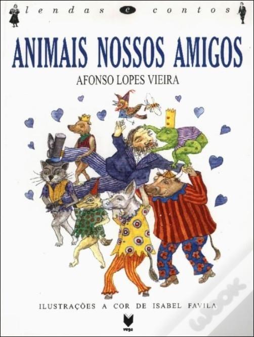 Hora do conto das famílias: Animais nossos amigos