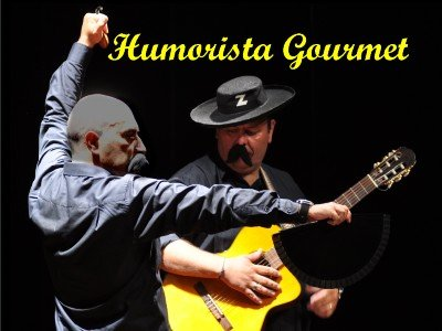 Stand Up Comedy | Humorista Gourmet