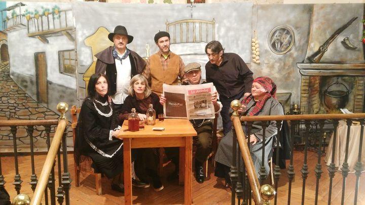 Vida y poesía de D. José María Gabriel y Galán - Teatro Aburejo
