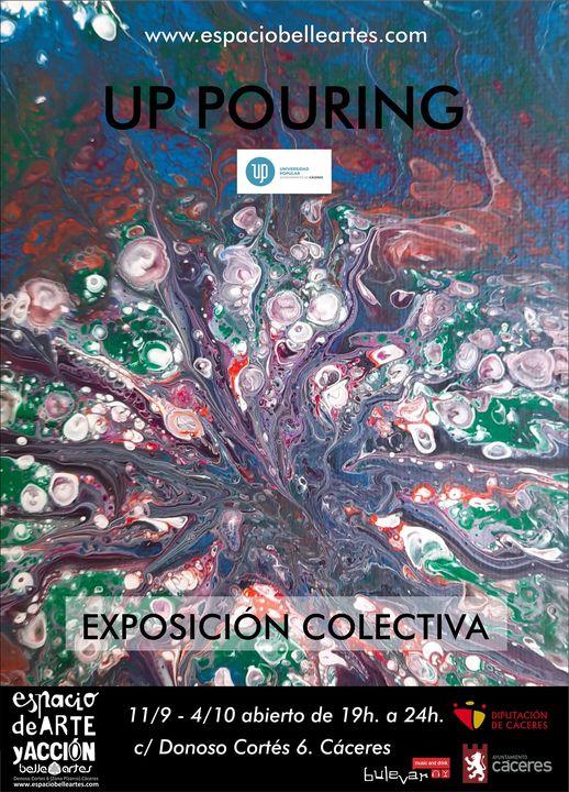 Exposición Colectiva Espacio Belleartes