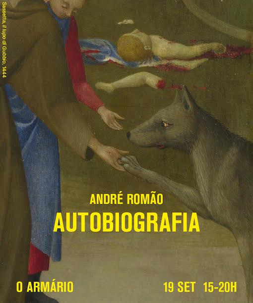 André Romão | Autobiografia