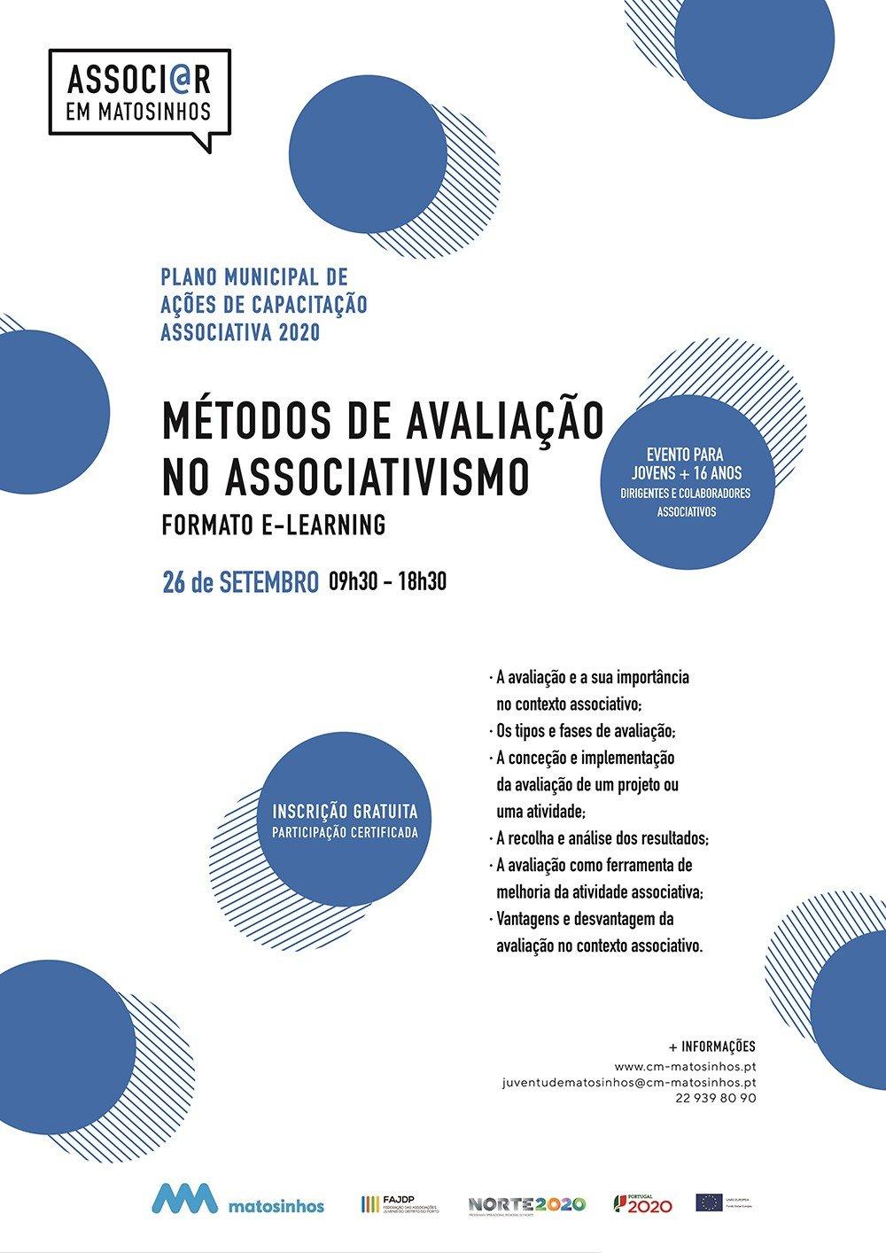 Métodos de Avaliação no Associativismo